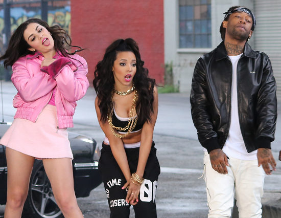 Charli XCX, Tinashe, & Ty Dolla $ign Show Us How to Drop