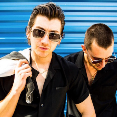 cb425495030d Watch: The Last Shadow Puppets cover Arctic Monkeys' '505'.8th June 2016 by  Shahlin GravesDuring their set at Rockwave festival in Athens, Greece this  past ...