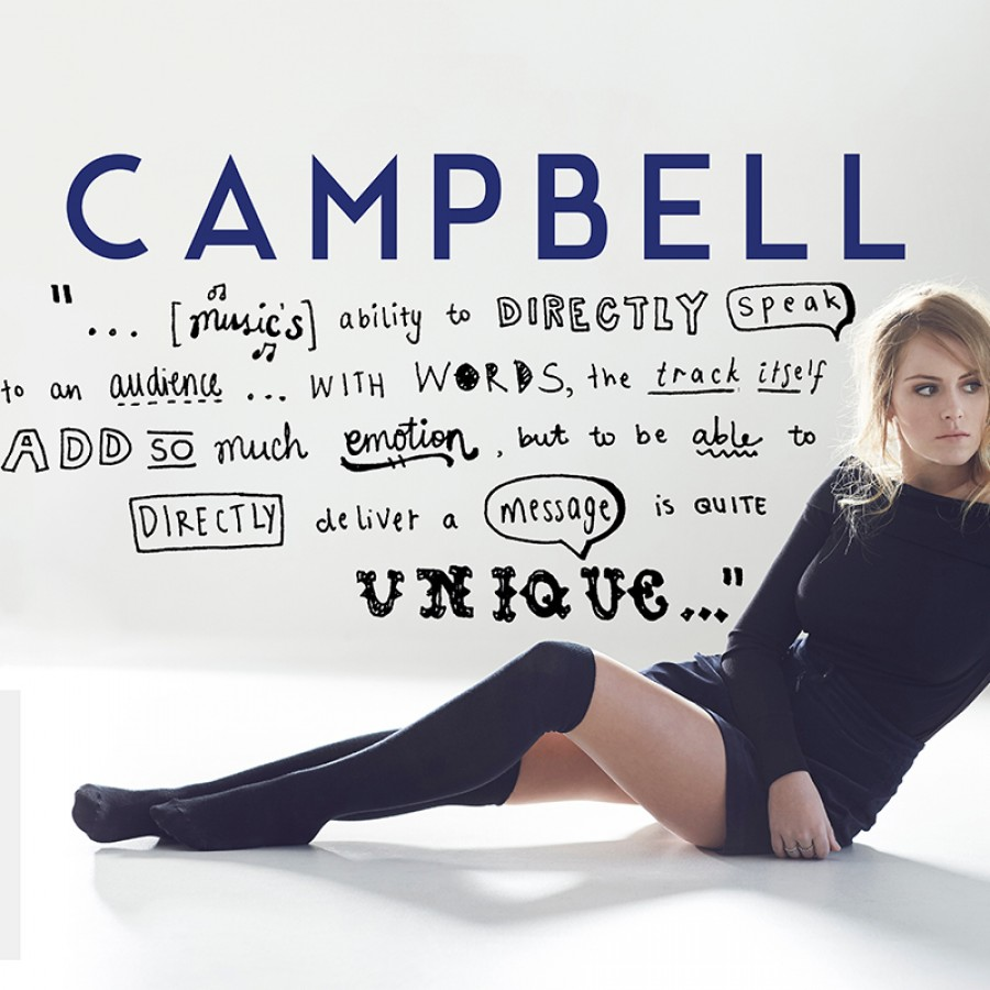 Interview: Campbell on her upcoming debut EP.