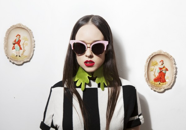Interview: Allie X on #Xpression and 'CollXtion II'.