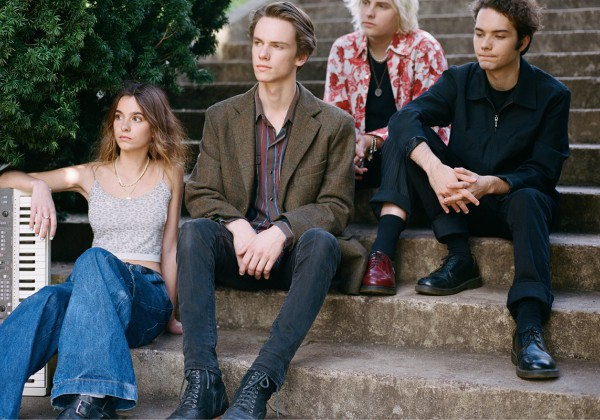Interview: Daffodils on their new 'Boys' EP.