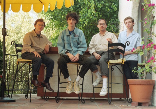 Interview: Slow Hollows on their new album 'Actors'.