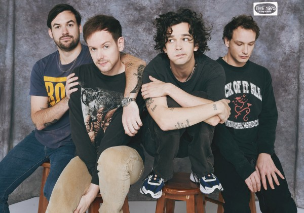 """Interview: The 1975 - """"Let's make things about purpose..."""""""
