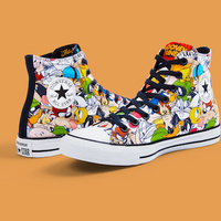 4ab062b5955 Converse announce Looney Tunes collection.