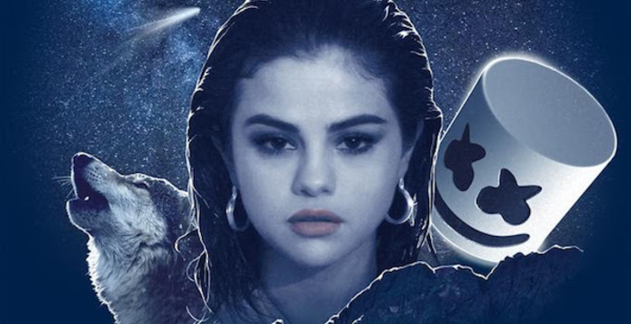 ff77b46f1aa MusicSelena Gomez releases new song  Wolves  feat. Marshmello.